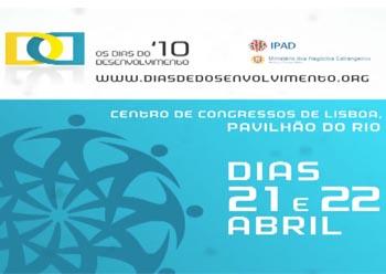 """IPAD – """"OS DIAS DO DESENVOLVIMENTO 2010"""""""