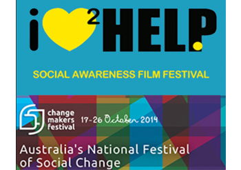 i love 2 help – CHANGE MAKERS FESTIVAL