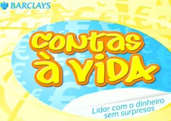 """Barclays – """"cONTAS À VIDA"""" (2009)"""