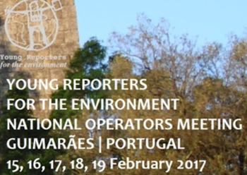 I LOVE 2 HELP –  YOUNG REPORTERS FOR THE ENVIRONMENT National Operators Meeting 2017