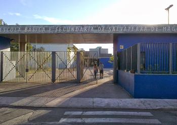 I LOVE 2 HELP – ESCOLA BÁSICA E SECUNDÁRIA DE SALVATERRA DE MAGOS (5º ANO)