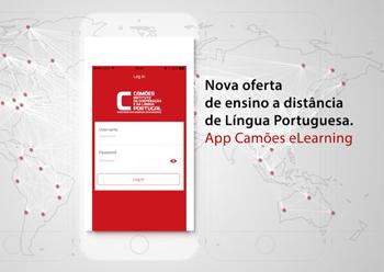 App Camões eLearning