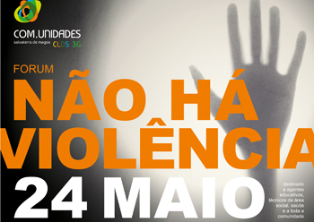 "I love 2 help – Fórum ""Não há violência"""