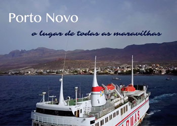 Porto Novo, o lugar de todas as maravilhas.