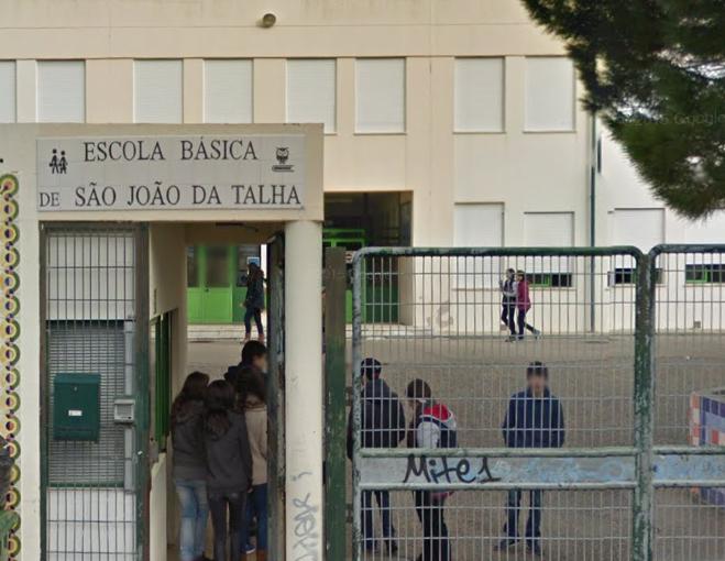 I love 2 help – Escola Básica São João da Talha