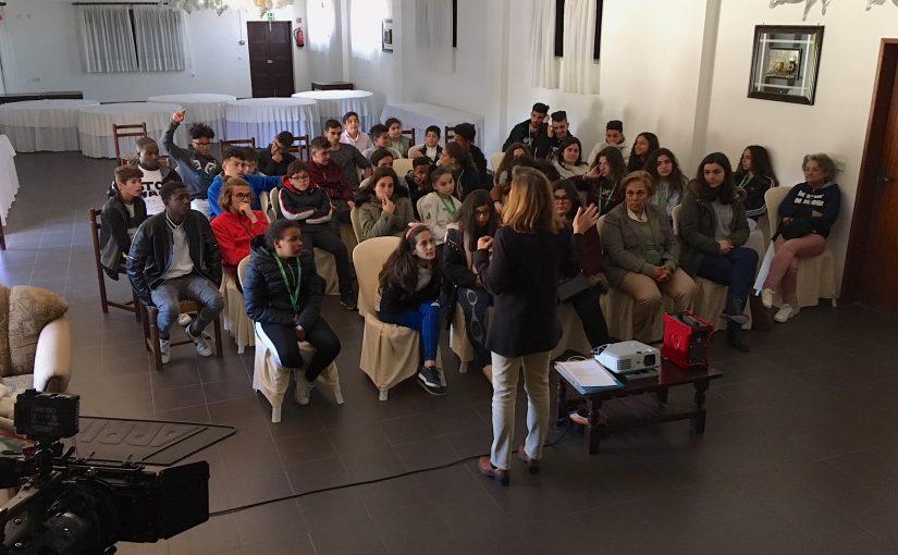 i love 2 help – CLS – Lisboa, Casal dos Machados, Juntos somos mais