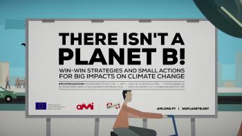 AMI- Alterações Climáticas – There Isn´t a PLANet B!