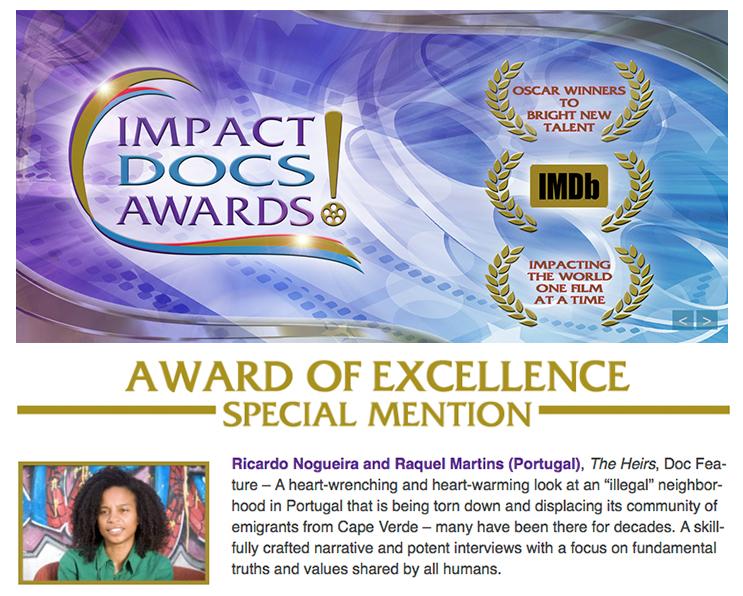 Impact Docs Awards