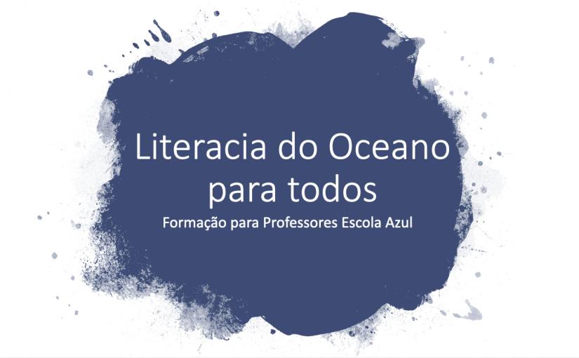 Literacia do Oceano para todos