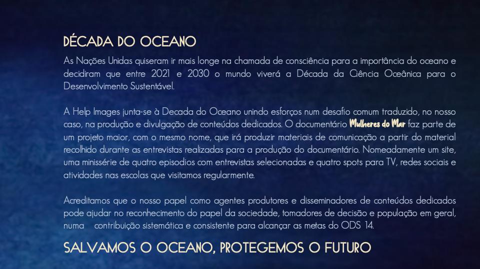 M&M Decada do Oceano